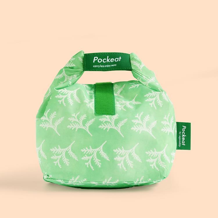 好日子 | Pockeat環保食物袋(小食袋) 紅檜
