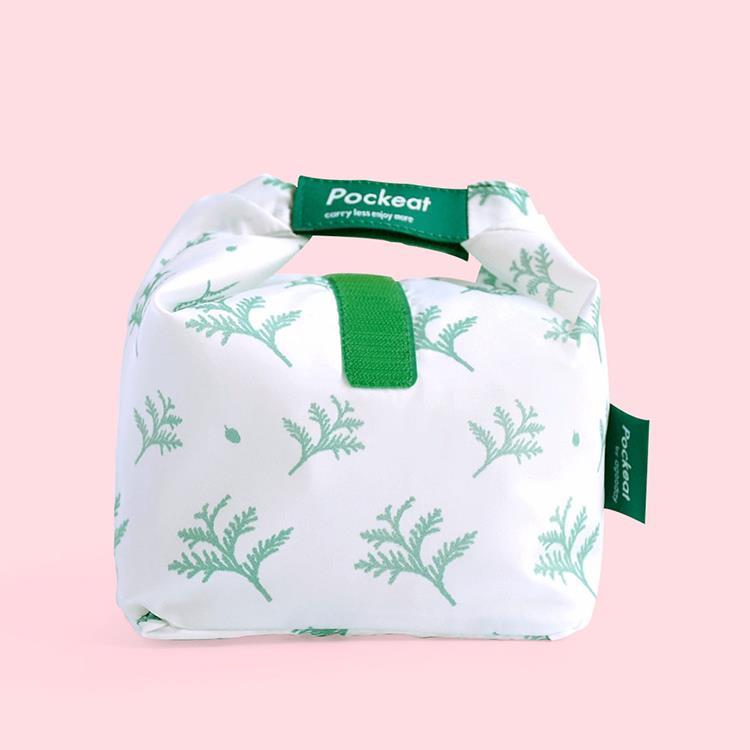 好日子 | Pockeat環保食物袋(小食袋) 雪中紅檜