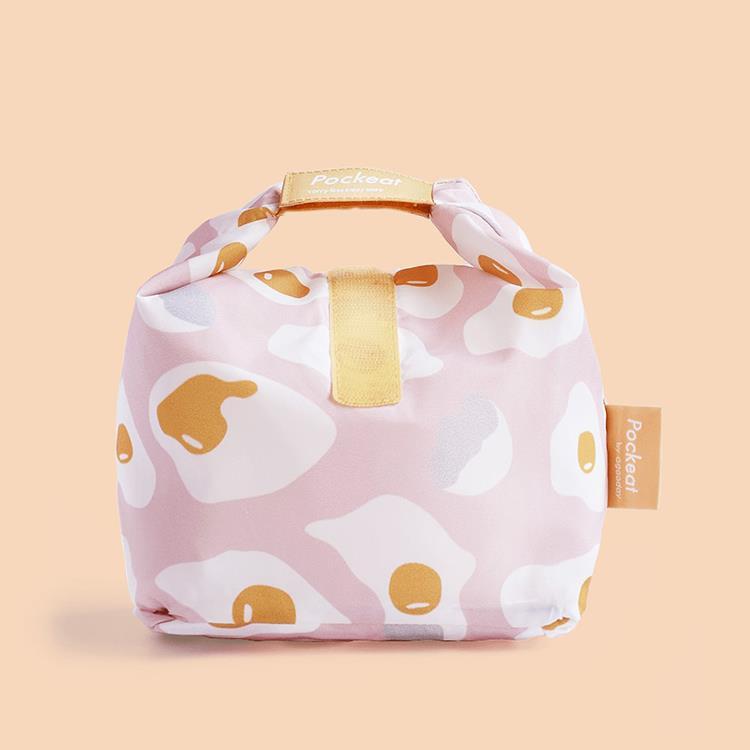 好日子 | Pockeat環保食物袋(小食袋) 蛋蛋的哀傷