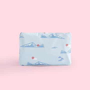 好日子   Pockeat環保食物袋(小食袋) 龜山島