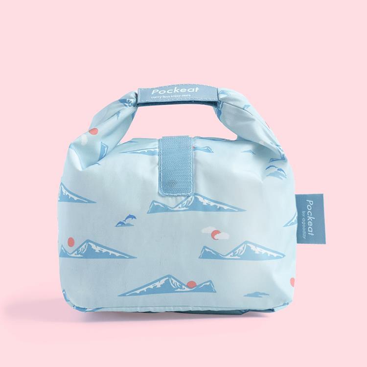 好日子 | Pockeat環保食物袋(小食袋) 龜山島