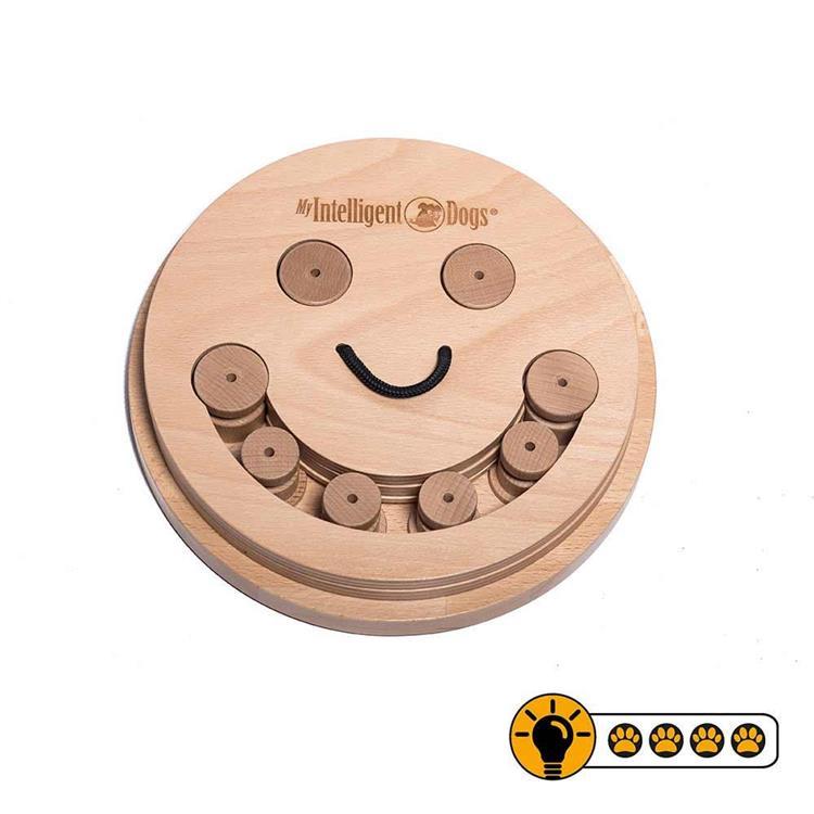 靈靈狗 笑裡藏寶 寵物桌遊 益智玩具 互動遊戲