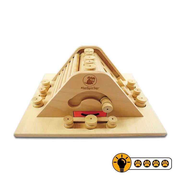 靈靈狗 埃及金字塔 寵物桌遊 益智玩具 互動遊戲