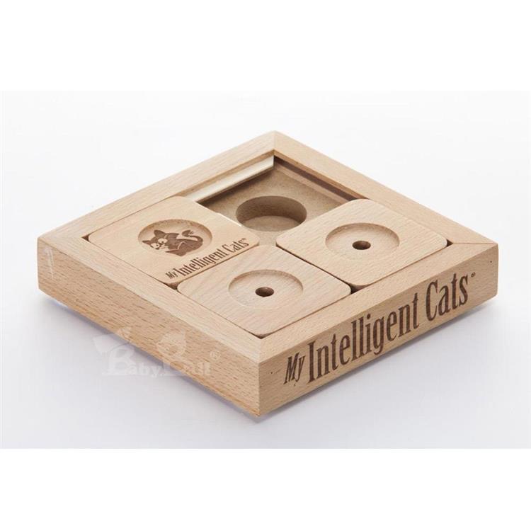 靈靈狗 貓咪數獨Cat'Sudoku® (初階版) 寵物桌遊 益智玩具 互動遊戲