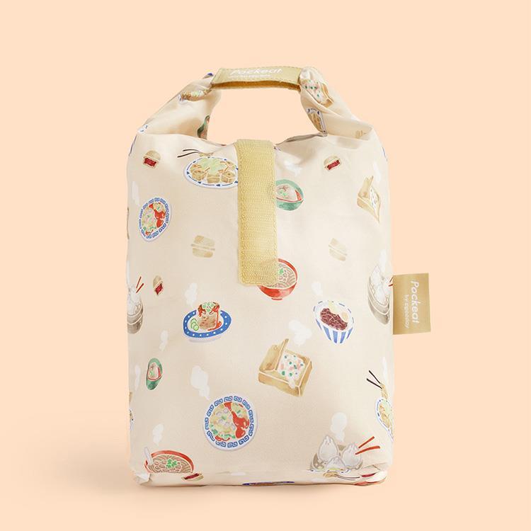 好日子 | Pockeat環保食物袋(大食袋) 台灣小吃