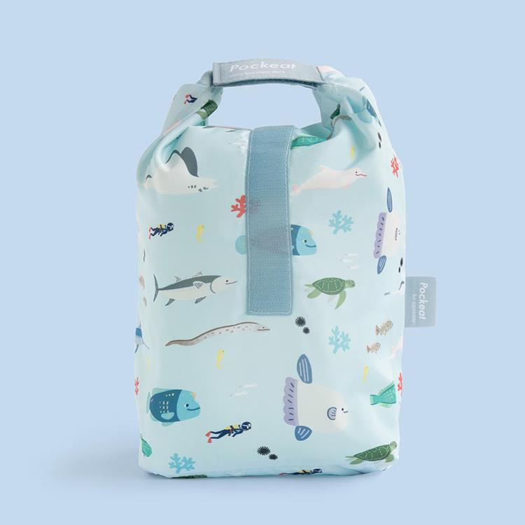 好日子 | Pockeat環保食物袋(大食袋) 我不是海鮮