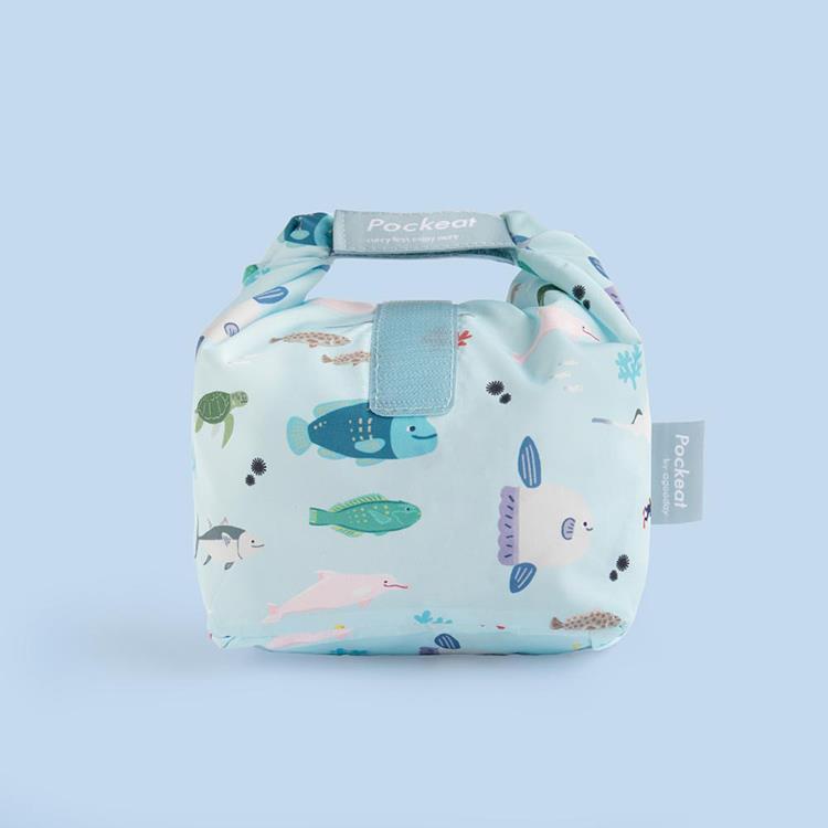 好日子 | Pockeat環保食物袋(小食袋) 我不是海鮮