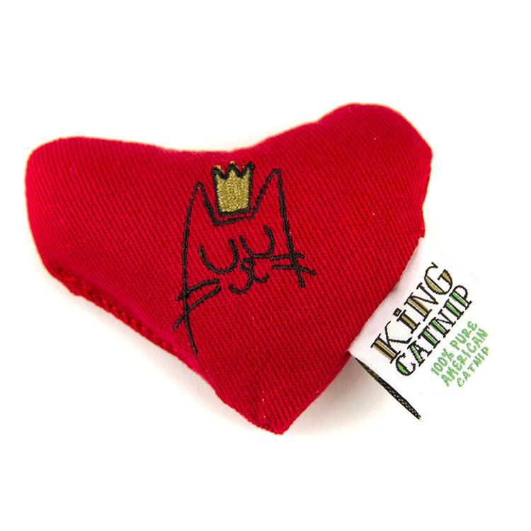 King Catnip北美天然有機貓草 貓草玩具 愛你一萬年10cm 25g