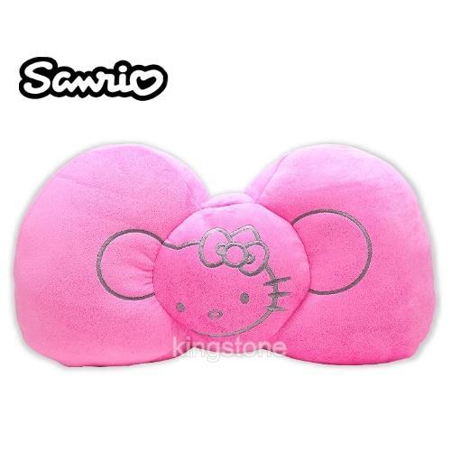 SANRIO Hello Kitty【蝴蝶結大抱枕】