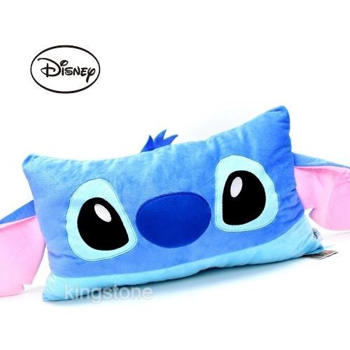 Disney【大耳史迪奇】柔軟晚安枕