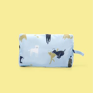 好日子 | Pockeat環保食物袋(大食袋) 相信動物