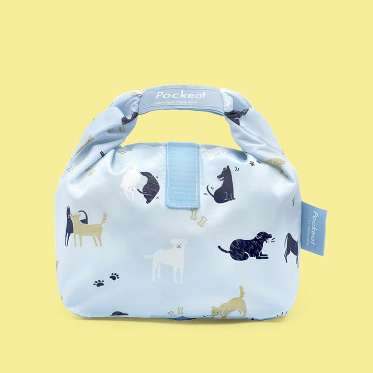 好日子 | Pockeat環保食物袋(小食袋) 相信動物