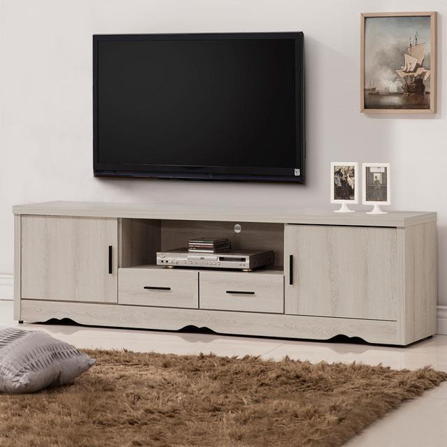 Yostyle 海茲6尺電視櫃
