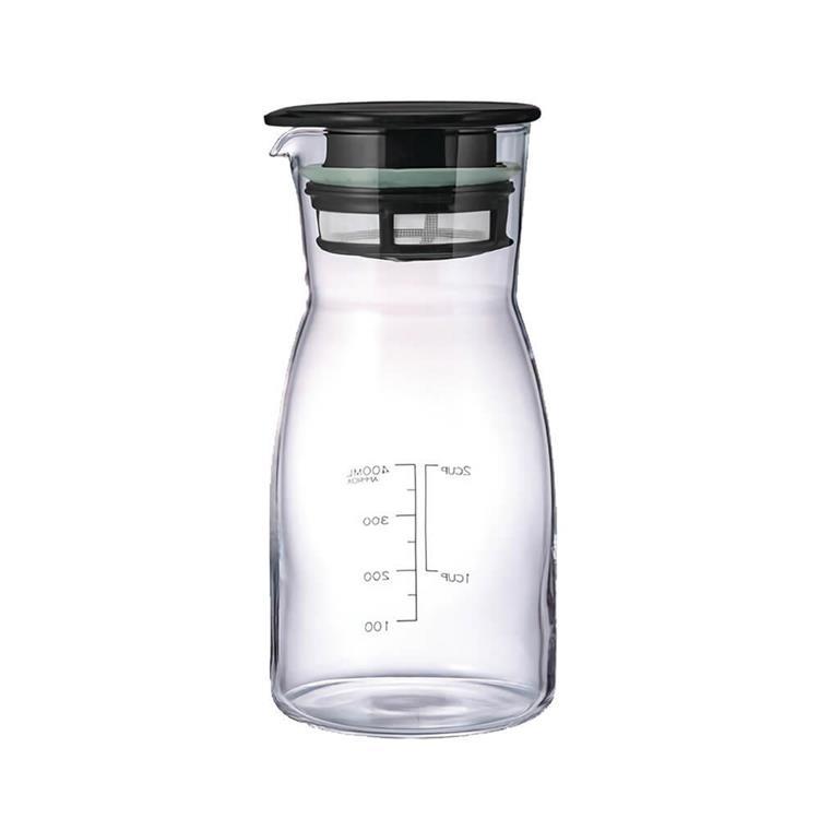 HARIO 日本製 水果茶玻璃瓶700ML HAR-VDPI-700