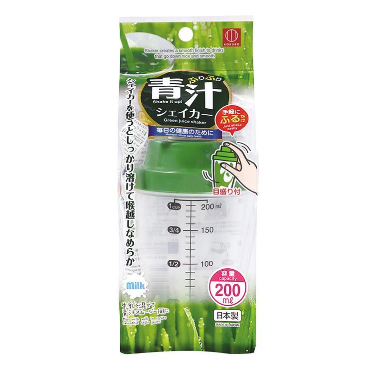 日本-小久保 早晨青汁搖搖杯200ml