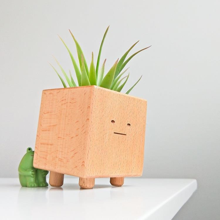 TOSMU 童心木 小盆獸盆栽