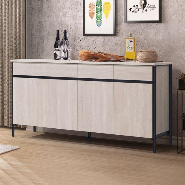 YoStyle 費羅尼5.3尺餐櫃