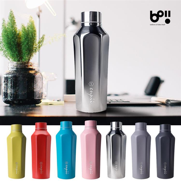 Boii -本因保溫瓶450ml -7色可選