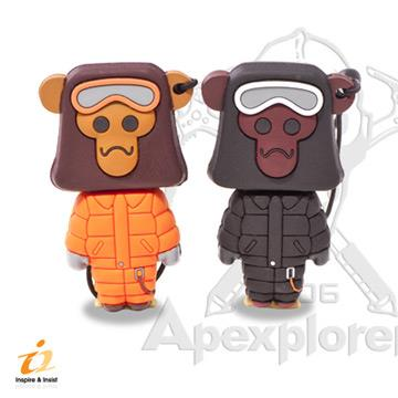 i2 極地猿人4G造型隨身碟