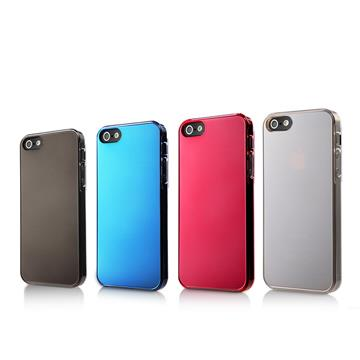 S-Pearl iPhone 5 珍珠霧面光感保護殼