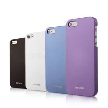 S-Silk iPhone5 絲緞般光澤柔嫩觸感保護殼