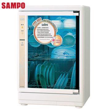 【SAMPO聲寶】四層紫外線烘碗機 KB-GH85U