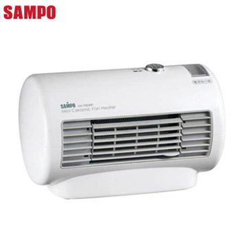 【SAMPO聲寶】迷你陶瓷式電暖器 HX-FB06P