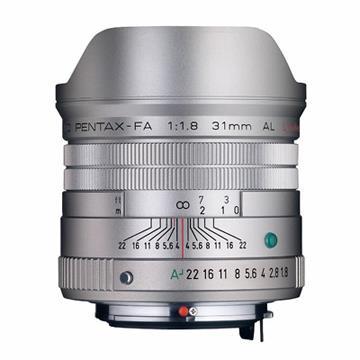 PENTAX SMC FA 31MM / F1.8 AL Limited-公司貨