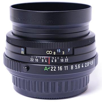 PENTAX SMC FA 43MM F1.9 LIMITED-黑(公司貨)