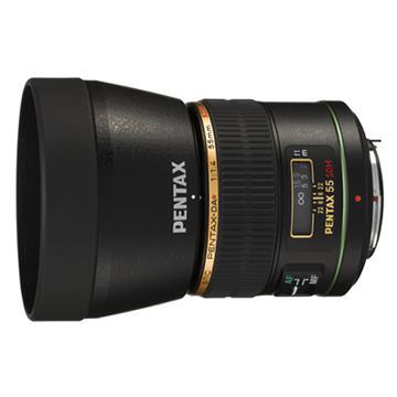 PENTAX SMC DA** 55mm F1.4 SDM(公司貨)