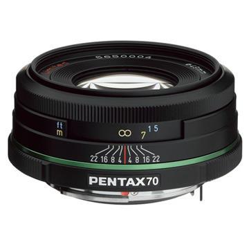PENTAX SMC DA 70mm F2.4 Limited W/C(公司貨)