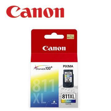 CANON CL-811XL 原廠彩色墨水匣