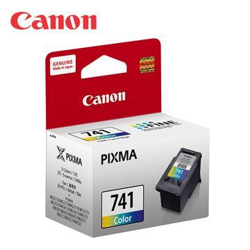 CANON CL-741 原廠彩色墨水匣