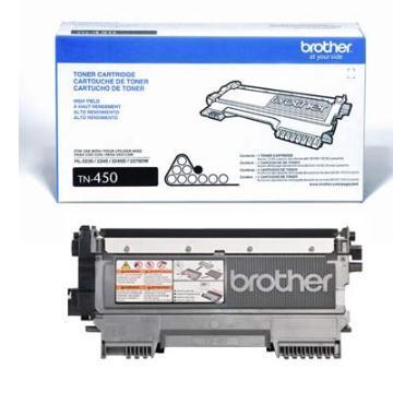 Brother TN-450 原廠黑色碳粉匣