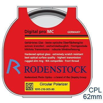 RODENSTOCK PRO Digital CPL M62【公司貨】