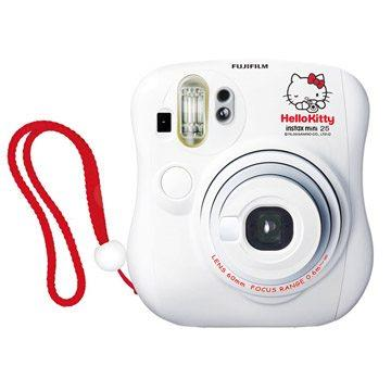 FUJIFILM Instax mini 25 Hello kitty拍立得相機(公司貨)