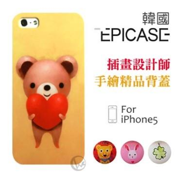 Epicase iPhone5  精品手機殼【Heart】