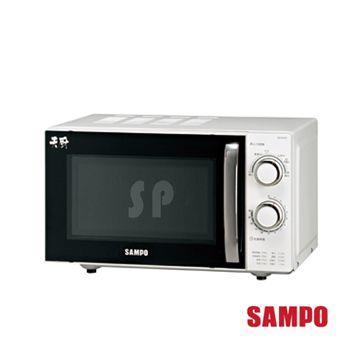 【聲寶SAMPO】機械無轉盤微波爐 RE-P201R