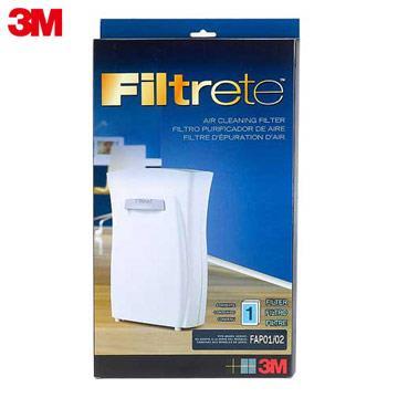 【3M】空氣清靜機超濾淨型大坪數專用濾網-16坪適用 (單入)