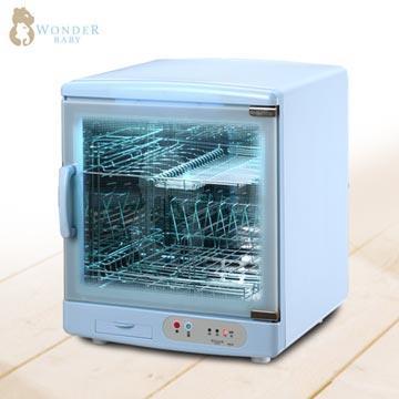 【Wonder Baby】紫外線專業級殺菌奶瓶烘碗機 WBS-001