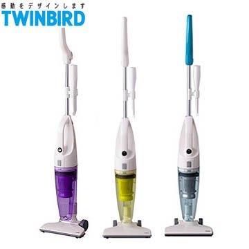 日本【TWINBIRD】有線直立式吸塵器(TC-5121TW)-三色