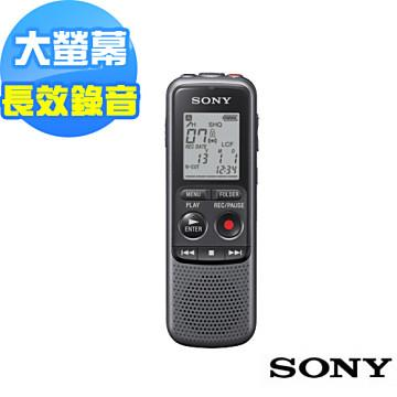 SONY入門級數位錄音筆 4GB (ICD-PX240)+送耳機