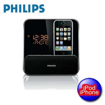 PHILIPS飛利浦 iPod / iPhone Docking 鬧鐘收音機(DC315)