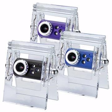 水晶夾 PC camera 網路攝影機