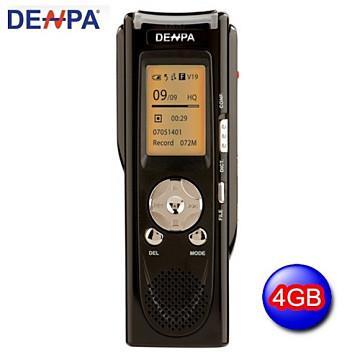 DENPA VT-32F 專業錄音筆 4G+送耳機