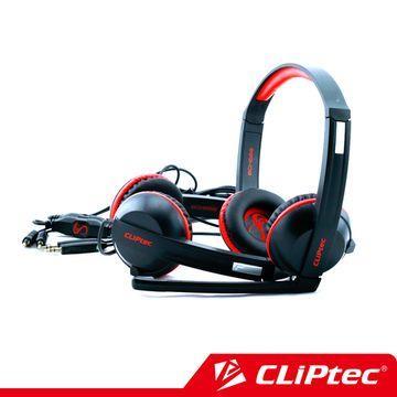 CLiPtec眼鏡蛇 P6 超輕量型電競耳機