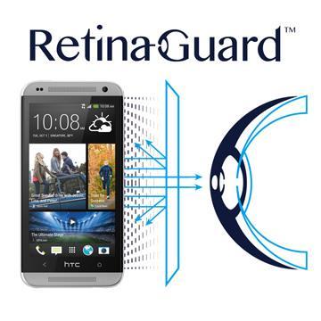 RetinaGuard 視網盾 HTC Desire 601  防藍光保護膜