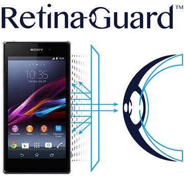 RetinaGuard 視網盾 Sony Xperia Z1  防藍光保護膜