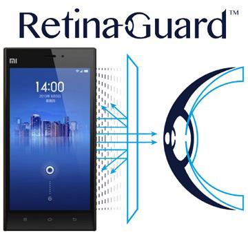 RetinaGuard 視網盾 小米3  防藍光保護膜