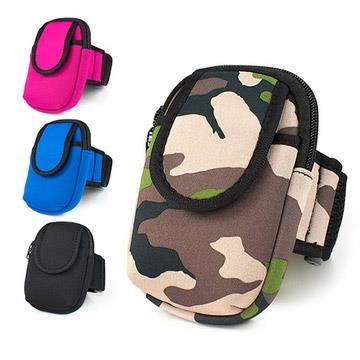 (買一送一)時尚運動手機臂包(L)
